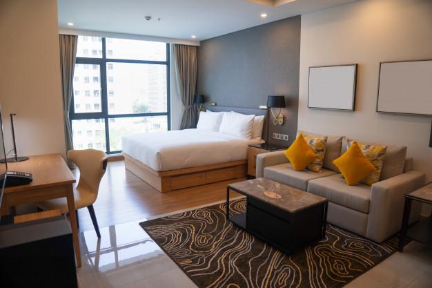 dercam camera di albergo - Sanifica i tuoi ambienti