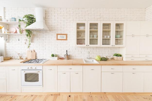 interior modern kitchen with built appliances 23 2148128129 - Sanifica i tuoi ambienti